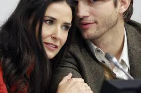 Ashton Kutcher and Demi Moore Recently  the split rumor about Ashton Kutcher and Demi Moore  who have a big age gap  become the headlines on the media