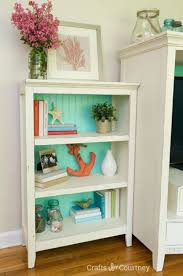 White Short Bookcase by Bookshelf Ideas 25 Diy Bookcase Makeovers