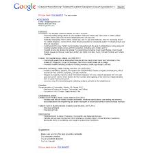 Combination Resume Format Campus Interview Resume Format Resume For Your Job Application