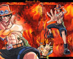Portgaz D. Ace Desktop Background | Top High Definition Wallpapers ...