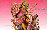 Wallpapers Backgrounds - sms latestsms durga puja greetings card
