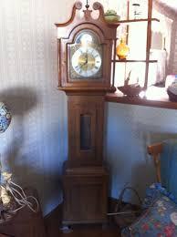 Grandmother Clock Grandfather Clock Collectors Weekly