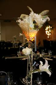 Eiffel Tower Vases Centerpieces Ann U0027s Wedding Elite Events Rental