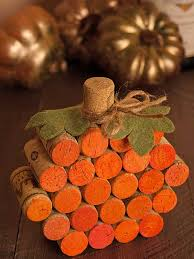 Thanksgiving Pumpkin Decorating Ideas Over 50 Of The Best Diy Fall Craft Ideas Cork Fall Decor And Wine