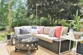 Lowe Outdoor Furniture by Patios Allen Roth Patio Furniture Lowes Outdoor Dining Sets