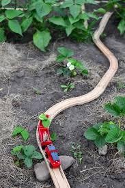 backyard railroad engineering outdoor stem challenge for kids