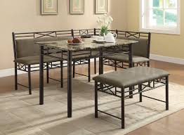 corner kitchen table with bench kitchen table bench seating of