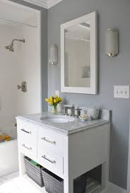Bathroom Decorating Ideas Color Schemes Interior Small Bathroom Grey Color Ideas With Marvelous