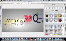 Home Design 3d Para Mac Gratis Make 3d Text U0026 Logo On Mac Aurora 3d Maker Animation Youtube