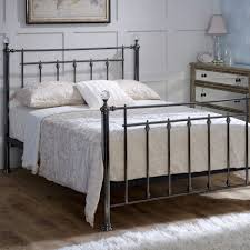 queen bed metal alpine lane pewter queen bed queen size metal