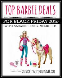 amazon black friday dolls top barbie deals for black friday 2016