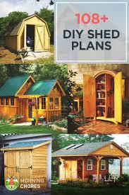 diy shed plans u2026 pinteres u2026