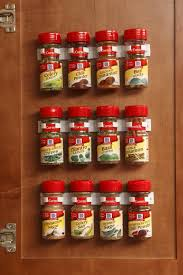 Cheap Kitchen Organization Ideas Beginning Kitchen Declutter Spice Clips Are Better Than I