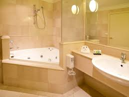 Pictures Of Small Bathrooms With Tub And Shower Corner Bathtub Ideas Impressive White Corner Bathtub With Lovely