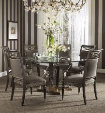 furniture modern glass dining table plus small dining round