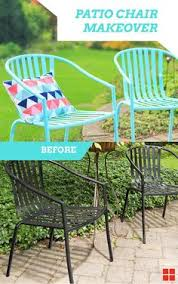 Patio Furniture Looking Dull And Dated Think Twice Before You - Colorful patio furniture