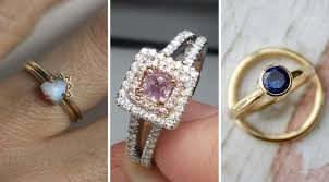 halloween wedding rings this is the engagement ring you should get based on your zodiac sign
