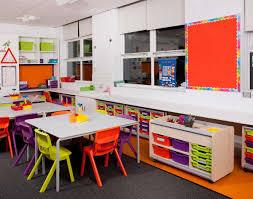 small interior kids classroom design also modern furniture