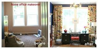 Decorating A Home Office And After Makeover Decorating A Home Office
