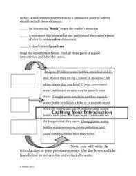 easy persuasive essays Persuasive Essay Introductions   OSPI        Ideas     easy persuasive essays Persuasive Essay Introductions   OSPI        Ideas