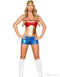 Sexiest Pirate Halloween Costumes Cosplay Superhero Costumes Women Size Woman