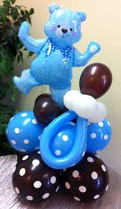 Boy Baby Shower Centerpieces by Best 20 Teddy Bear Centerpieces Ideas On Pinterest Baby Shower