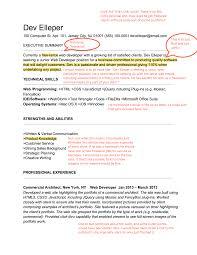 Executive Summary Resume Example Template Me Resume Doc 655775 About Me Resume Examples Template Bizdoska