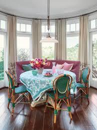 Purple Dining Room Pastels Spring Color Trend Hgtv