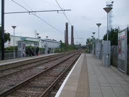 Waddon Marsh tram stop