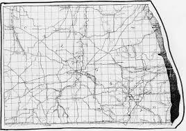 Ohio Kentucky Map by Secretary Of State Geographic Materials