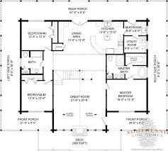 Home Floor Plan Layout Best 25 Log Cabin Floor Plans Ideas On Pinterest Cabin Floor