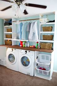 Kitchen Organization Ideas Small Spaces by Best 20 Laundry Room Organization Ideas On Pinterest Laundry
