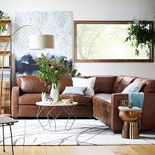 Build Your Own Sectional Sofa by Best 25 Leather Sectionals Ideas Only On Pinterest Leather