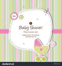 Baby Shower Invitation Cards Templates Unique Baby Shower Invitation Cards Festival Tech Com
