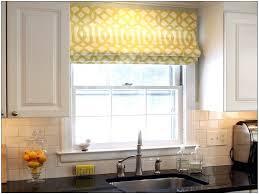 Kitchen Cabinet Cornice by Kitchen Window Treatment Ideas Home Decor Gallery