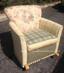 Antique Rocking Chair Prices Furniture Upholstered Rocking Chair Stuffed Rocking Chair