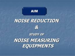 AIM NOISE REDUCTION     SlideShare