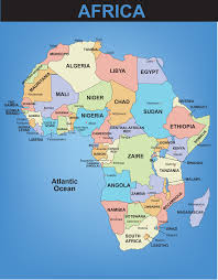 Map Of Kenya Africa by Tallest Mountain In Africa Of Cameroon In The Heart Of