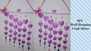 diy wall hanging craft ideas using colour paper for teenagers