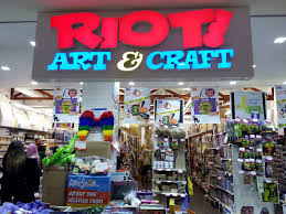Art And Craft Studio Riot Art U0026 Craft3010 Chadstone Vic Merchant Details