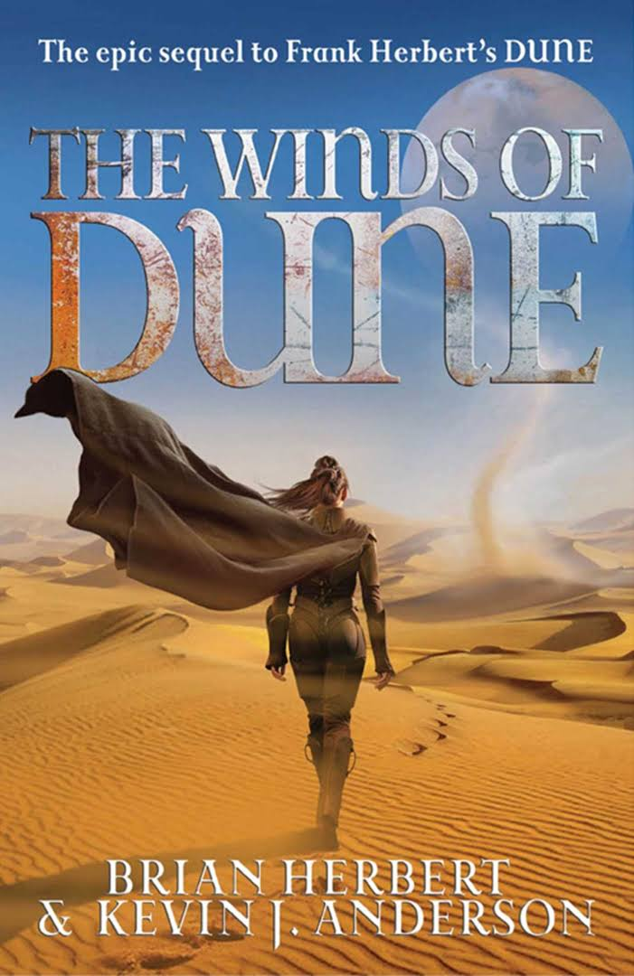 The Winds of Dune - Kevin J. Anderson, Brian Herbert
