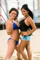"Snooki and JWoww to Face ""New Challenges"" on Jersey Shore Spinoff"