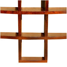 Wall Hanging Shelves Design 51 Contemporary Wood Shelves Bookcase Wooden Solid Wood