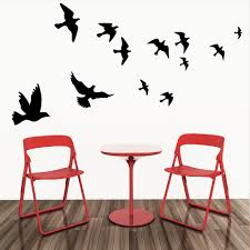 wall decor birds flying online flying birds wall decor for sale