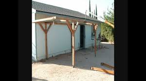 House Plans That Are Cheap To Build by How I Built A Rolling Carport For Little Money Youtube