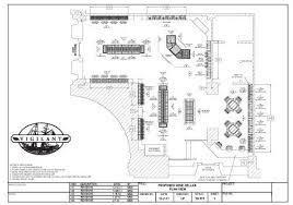 Retail Floor Plan Creator Retail Wine Display Design Services
