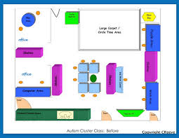 Classroom Floor Plan Builder Back To Setting Up Classrooms For Students With Autism 3