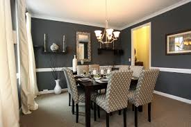 House Decor Download Dining Room Decor Gray Gen4congress Intended For Dining