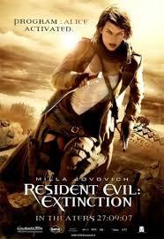 Resident Evil 3: Extinción (2007) [Latino]
