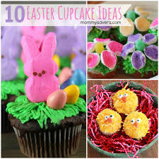Easter Decorations For Home Easter Cupcake Cake Designs U2013 Happy Easter 2017